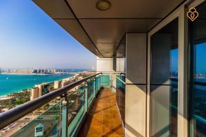 Keys Please Holiday Homes - Princess Tower - Dubai Marina, Apartmány  Dubaj - big - 9