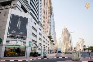 Keys Please Holiday Homes - Princess Tower - Dubai Marina, Apartmány  Dubaj - big - 18