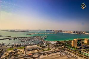 Keys Please Holiday Homes - Princess Tower - Dubai Marina, Apartmány  Dubaj - big - 8