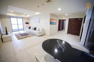 Keys Please Holiday Homes - Princess Tower - Dubai Marina, Apartmány  Dubaj - big - 32