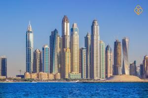 Keys Please Holiday Homes - Princess Tower - Dubai Marina, Apartmány  Dubaj - big - 6