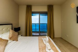 Keys Please Holiday Homes - Princess Tower - Dubai Marina, Apartmány  Dubaj - big - 16