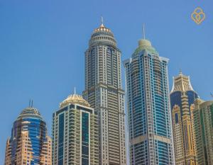 Keys Please Holiday Homes - Princess Tower - Dubai Marina, Apartmány  Dubaj - big - 41