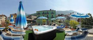 Hotel Benaco, Szállodák  Nago-Torbole - big - 18
