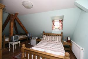 Pension Grant Lux Znojmo, Отели типа «постель и завтрак»  Зноймо - big - 9