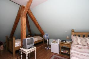 Pension Grant Lux Znojmo, Отели типа «постель и завтрак»  Зноймо - big - 31