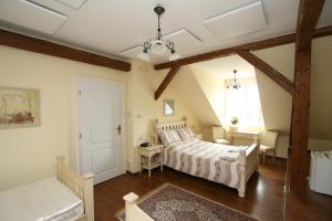 Pension Grant Lux Znojmo, Отели типа «постель и завтрак»  Зноймо - big - 43