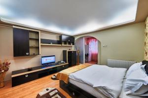 Danube Residence, Ferienwohnungen  Galaţi - big - 8
