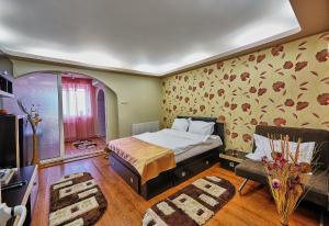 Danube Residence, Ferienwohnungen  Galaţi - big - 27
