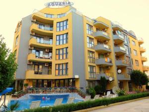 3 gwiazdkowy apartament Aquaria Holiday Apartments Słoneczny Brzeg Bułgaria
