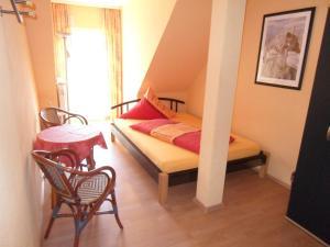 Altstadt Hotel Peiß, Hotely  Stralsund - big - 10