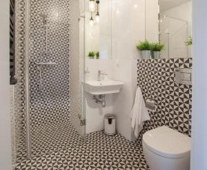 Stay-In Riverfront Lofts, Апартаменты  Гданьск - big - 20