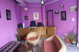 Hotel valley view, Hotely  Pelling - big - 41