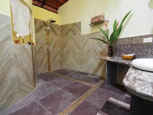 The Secret Garden Goa, Privatzimmer  Saligao - big - 3