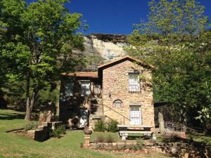 The French Cottage, Case vacanze  Clarens - big - 13