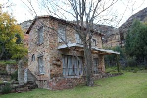The French Cottage, Case vacanze  Clarens - big - 1