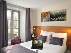 Hotel Moulin Des Templiers, Hotels  Pontaubert - big - 6
