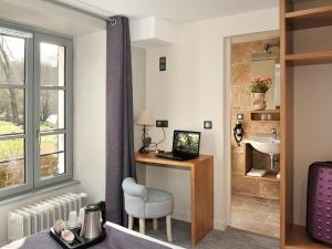 Hotel Moulin Des Templiers, Hotels  Pontaubert - big - 13
