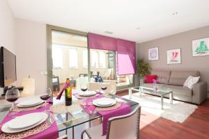 Superior One-Bedroom Apartment with Terrace