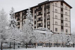 Hotel 5 Miglia, Hotely  Rivisondoli - big - 27