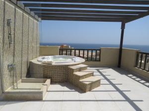 Azzurra two-Bedroom Apartment at Sahl Hasheesh, Apartmány  Hurghada - big - 48
