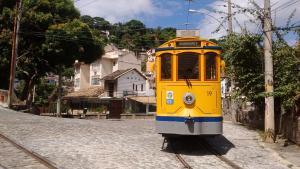 Residencial Santa Teresa, Penzióny  Rio de Janeiro - big - 42