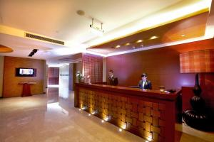 Harriway Hotel, Hotely  Chengdu - big - 32