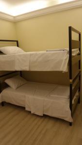 ドミトリールーム 男女共用 シングルベッド1台