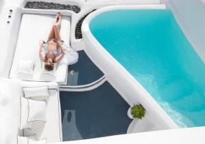 Infinity Suiten - Dana Villas & Suites (Firostefani)