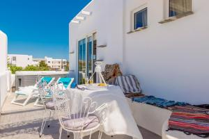 Kouros Exclusive, Отели  Фалираки - big - 18