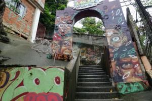 Pousada Favela Cantagalo, Vendégházak  Rio de Janeiro - big - 31