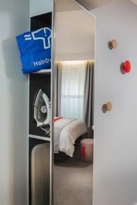 Quarto Duplo com Sofá-cama Opcional