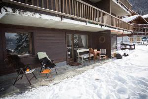 Apartment Corbassière 24, Apartmány  Verbier - big - 19