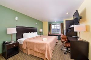 Quality Inn & Suites Elko, Hotels  Elko - big - 8