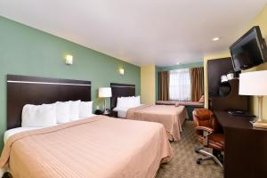 Quality Inn & Suites Elko, Hotels  Elko - big - 4