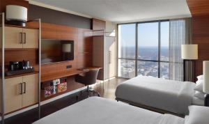 Double Room with 2 Double Beds - Concierge Level