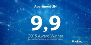 Apartment LIN, Апартаменты  Загреб - big - 1