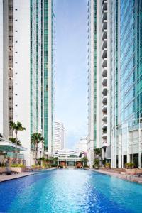Fraser Residence Sudirman Jakarta, Apartmánové hotely  Jakarta - big - 1