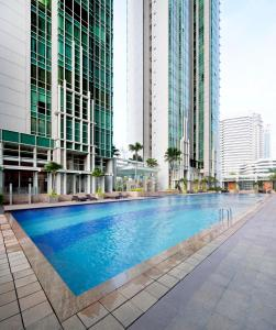 Fraser Residence Sudirman Jakarta, Apartmánové hotely  Jakarta - big - 17