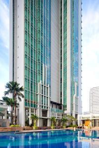Fraser Residence Sudirman Jakarta, Aparthotely  Jakarta - big - 19