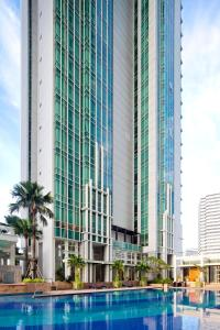 Fraser Residence Sudirman Jakarta, Апарт-отели  Джакарта - big - 19