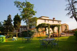 Agriturismo Fattoria Lavacchio, Farm stays  Pontassieve - big - 49