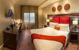 Classic Zimmer mit Kingsize-Bett