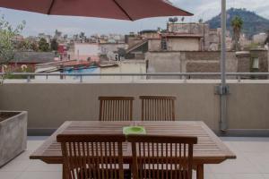 Lastarria 43-61, Appartamenti  Santiago - big - 89