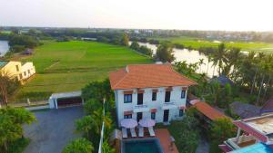 Hoi An Red Frangipani Villa, Отели  Хойан - big - 29