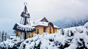Hotel Gavurky, Hotel  Terchová - big - 30