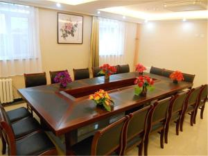 Greentree Inn Beijing Miyun Xinzhong Street Business Hotel, Hotels  Miyun - big - 15