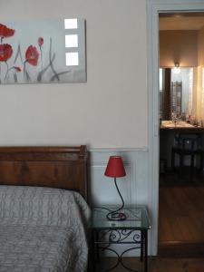 La Terrasse de la Grand'Rue 6 - chambre d'hôtes -