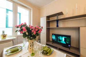 Izumrudnye Holmy 1, Apartmanok  Krasznogorszk - big - 16
