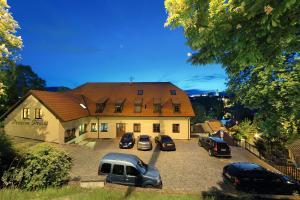 Penzion Prelat, Guest houses  Český Krumlov - big - 22
